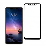 9H Full Cover Tempered Glass Screen Protector for Xiaomi Redmi Note 6 Pro 2PCS