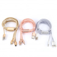 Baseus Portman Series 1.2M Charger Cord 8 Pin USB Data Cable