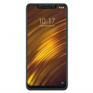 2PCS Screen Protector Protection Film HD Tempered Glass for Xiaomi Pocophone F1