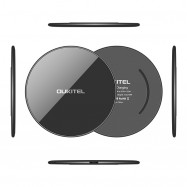 OUKITEL S1 10W Ultra Thin Double Coil Qi Wireless Charger Fast Charging Pad