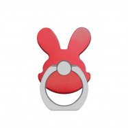 Rabbit 360 Degree Finger Ring Mobile Phone Stand Holder