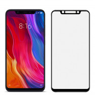 5D Full Cover Tempered Glass for Xiaomi Pocophone F1