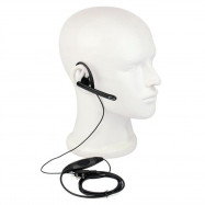 Ear rod headphones 2 Pin PTT Mic Tactical Headset for Baofeng Walkie Talkie