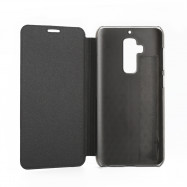 Ocube Flip Folio Stand Up Holder Pu Leather Case Cover for Homtom S8 Cellphone