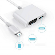 For iPhone Adapter Cable