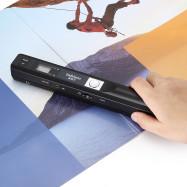 YABLAM YS01 900DPI Handheld Magic Wand Portable Scanner for Document / Image