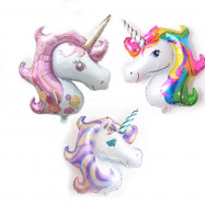 YEDUO Unicorn Party  Birthday Wedding Engagement Children's Day Foil Balloons