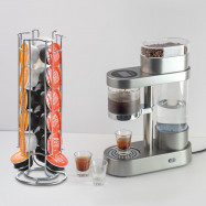 Coffee Capsule Storage Rack Holder Display Shelf Stand