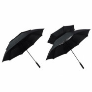 Automatic Opening Golf Umbrella Oversized Double Canopy Ventilation Waterproof Umbrella