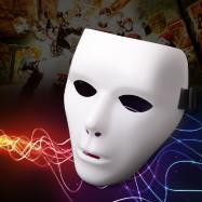 YEDUO PVC Kamen Rider Ghost Dance Hip Hop Mask