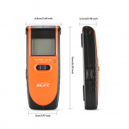 Inlife TH115 3 in 1 Stud Finder Wood Metal Detector AC Live Wire Wall Scanner