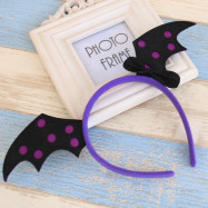 Hallowmas Party Dress Cute Pumpkin Bat Cap