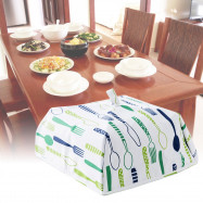 Foldable Insulated Food Cover with Aluminum Foil