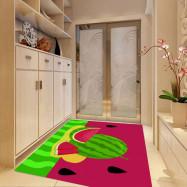 1 Pc Ma t Antislip  Simple Pattern Cozy Bedroom Home Decoration
