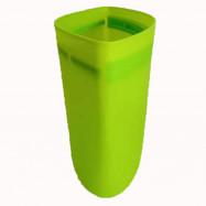 Reusable Containers Stand Up and Stay Open  Zip Bag