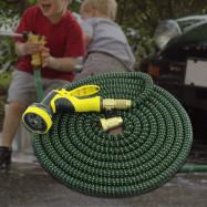 Flexible Garden Expansion Pipe Water Hose with Spray Gun