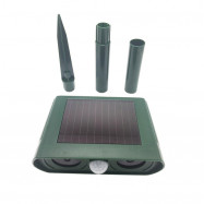 Solar Garden Animal Bird Pest Ultrasonic Driver Outdoor Pet Trainings