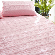 Full Cotton Lucky Star Fitted Bed Sheet
