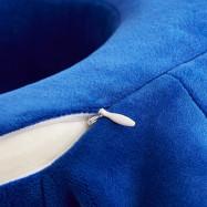 Portable storage neck pillow travel special pillow memory cotton