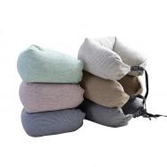 U-shaped pillow neck pillow imported foam particles