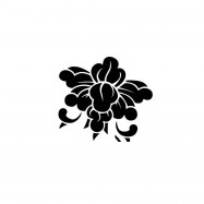 Landscape Romance Fashion Florals Botanical Fantasy Wall Sticker