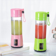 Portable Electric USB 6-leaf Blade Rechargeable Juicer