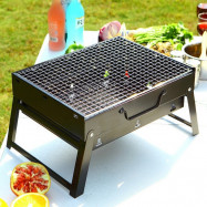 Outdoor Folding Household Portable Carbon Barbecue Grill
