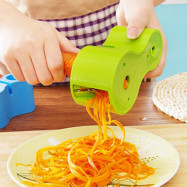 Spiral Double-head Grater Kitchen Vegetable Gadget