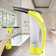 Cordless Handheld Rechargeable Window Squeegee Cleaner for Glass Mirror Tile