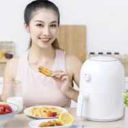 Xiaomi Onemoon 2L Air Fryer Intelligent No Fumes Electric French Fries Machine