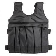 SUTENG 50kg Max Loading Adjustable Weighted Vest Fitness Training Jacket