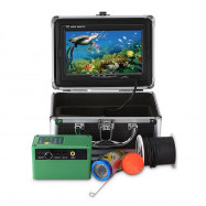 1000TVL Underwater Fish Finder Fishing Camera Set 7.0 inch Display
