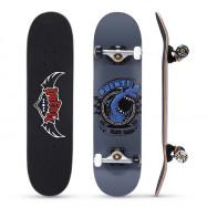 PUENTE 608 Adult Maple Four-wheel ABEC - 9 Skateboard