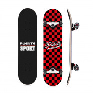 PUENTE 602 Double Snubby Maple ABEC - 9 Skateboard