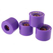 4pcs 60 x 45MM Outdoor Sport Skateboarding Wheel Skate Bearing