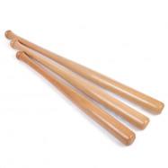 BAT Outdoor Sports Kitty Ball Solid Wood Baseball Bat Fitness Equipment