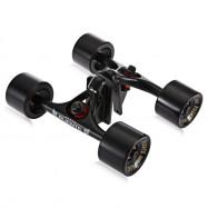 PUENTE 2pcs / Set Skateboard Truck with Wheel Riser Pad