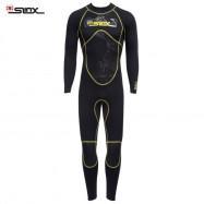 SLINX 1101 Men 3MM High Elastic Full Body Sunblock Diving Suit Wetsuit