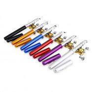 Y4516 Mini Portable Pen Shape Fishing Tackle Combo