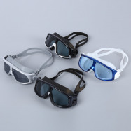 Whale Unisex Swimming Goggles Anti-fog UV Protection Swim Eyewear Glasses
