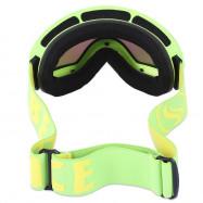 BENICE Double Lens UV400 Anti-fog Big Spherical Skiing Glasses