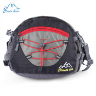 CLEVERBEES Unisex Multifunctional Water Resistant Waist Bag for Running Hiking Cycling Camping Traveling