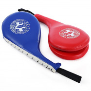 Double Sides Taekwondo Boxing Foot Target for Children Under 15