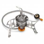 Outdoor Portable Folding Windproof Split Stove Camping Gas Burner