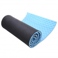 1.5CM Single Outdoor Exercise Sleeping Camping Yoga Mat with Carrying Straps