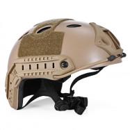 Lightweight Tactical Crashworthy Protective Military Helmet