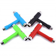 Skateboard Tool All in one Screwdriver Socket Multifunction Skate T-Tool