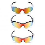 FreeBee Windproof Cycling Sunglasses Bike Goggles Set