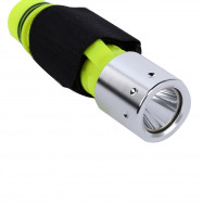 XML - T6 3 Modes 1000LM Strong Light Diving Torch with Magic Tape