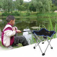 Selpa Portable Folding Chair for Fishing Camping